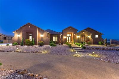 Henderson NV Single Family Home For Sale: $1,199,998