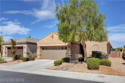 Las Vegas Single Family Home For Sale: 3932 Shetland Pony Street