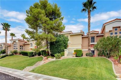 Boulder City Condo/Townhouse For Sale: 146 Lake Mountain Drive