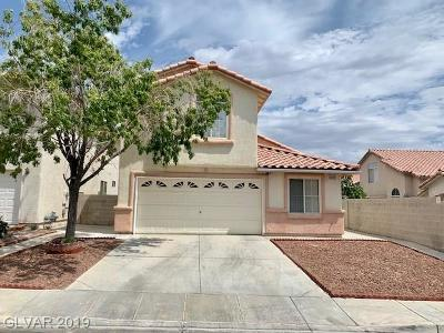 Las Vegas Single Family Home For Sale: 8466 Willow Mist Drive