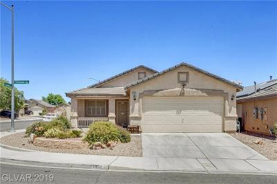 Las Vegas Single Family Home For Sale: 7932 Olympus Avenue