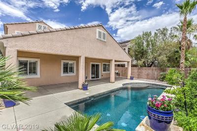 Las Vegas Single Family Home For Sale: 964 Bonitos Suenos Street
