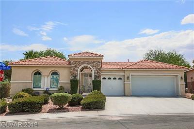 North Las Vegas Single Family Home For Sale: 1209 Barrington Oaks Street