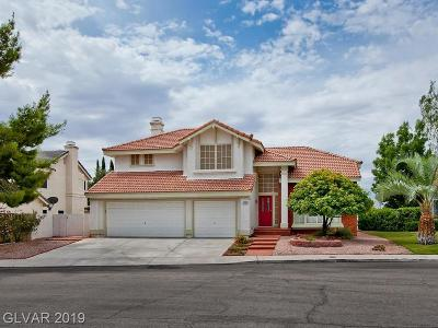 Single Family Home Under Contract - No Show: 9729 Terrace Green Avenue