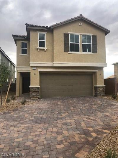 Henderson Single Family Home Under Contract - No Show: 2823 Rolling Brook Place