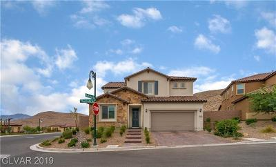 Las Vegas Single Family Home For Sale: 3617 Regatta Landing Drive