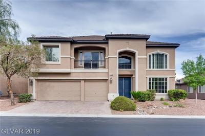 Las Vegas Single Family Home Under Contract - Show: 6358 Windfresh Drive