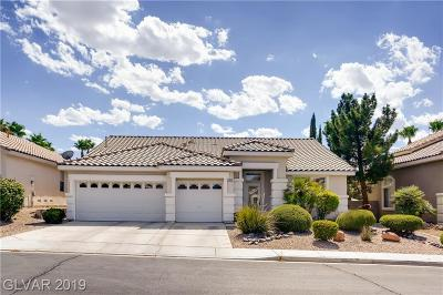 Henderson NV Single Family Home For Sale: $465,000