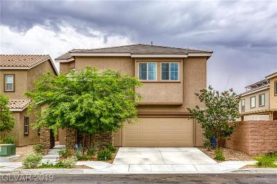Las Vegas Single Family Home For Sale: 7906 Woolly Street
