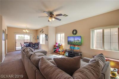 NORTH LAS VEGAS Condo/Townhouse For Sale: 3753 Juanita May Avenue