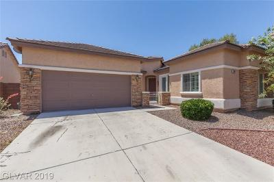 Las Vegas Single Family Home For Sale: 9881 Liberty View Road