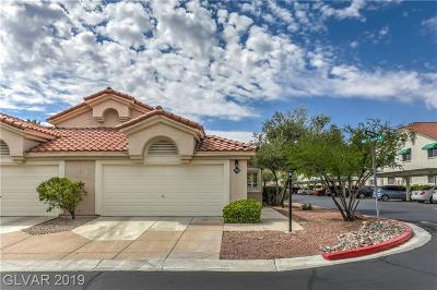 Las Vegas Condo/Townhouse Under Contract - Show: 7823 Oakpoint Lane