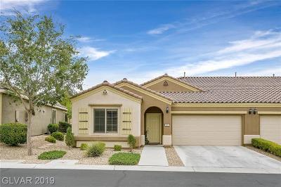 Henderson NV Condo/Townhouse For Sale: $319,900