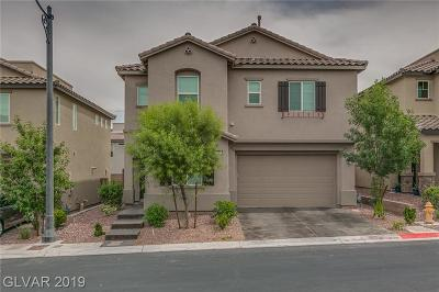 Las Vegas Single Family Home Under Contract - No Show: 10613 Forum Peak Lane