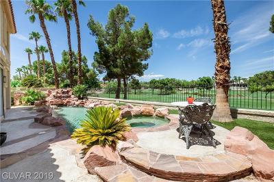 Las Vegas NV Single Family Home For Sale: $745,000