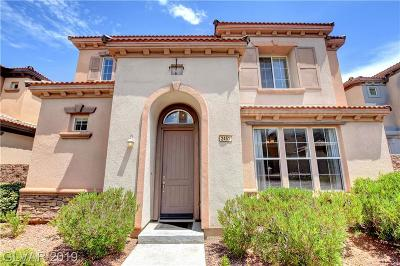 Single Family Home For Sale: 2451 Cordoba Bluff Court