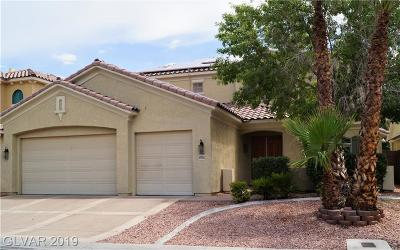 Single Family Home Under Contract - No Show: 10550 Eagle Nest Street