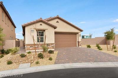 Single Family Home For Sale: 3142 Molinari Court