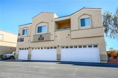 NORTH LAS VEGAS Condo/Townhouse For Sale: 3913 Pepper Thorn Avenue #201