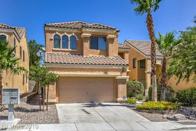 Las Vegas NV Single Family Home Under Contract - No Show: $304,990