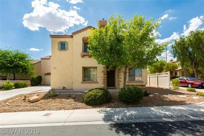 NORTH LAS VEGAS Condo/Townhouse Under Contract - No Show: 6335 Whitner Street