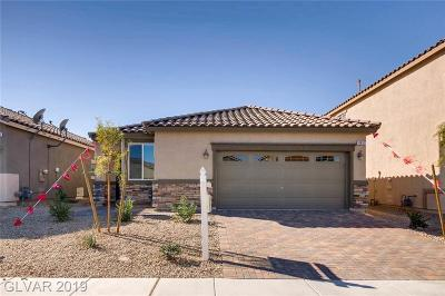 Las Vegas NV Single Family Home For Sale: $319,990