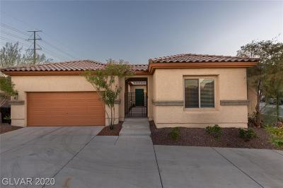 Single Family Home For Sale: 1156 Red Sea Street