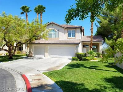 Single Family Home Under Contract - No Show: 1894 Desert Forest Way