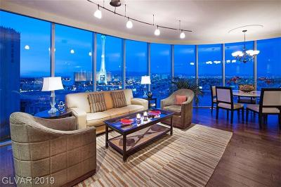 Las Vegas NV High Rise For Sale: $655,000