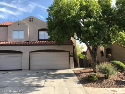Las Vegas, Henderson Condo/Townhouse For Sale