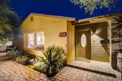 Boulder City Single Family Home For Sale: 701 New Mexico Street
