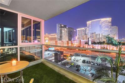 Las Vegas NV High Rise For Sale: $529,000