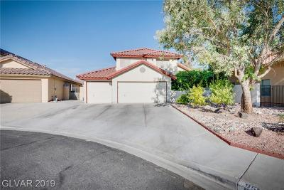 Single Family Home For Sale: 9505 Trident Circle