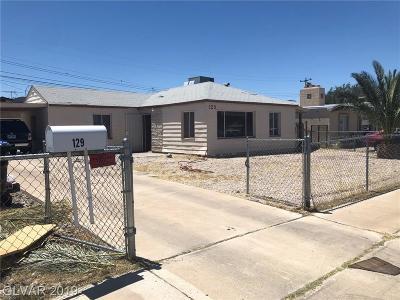 Henderson Single Family Home For Sale: 129 Dogwood Street