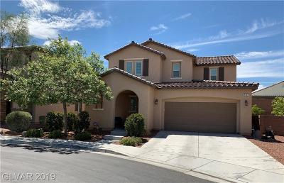 Single Family Home For Sale: 7167 Flagstaff Ranch Street