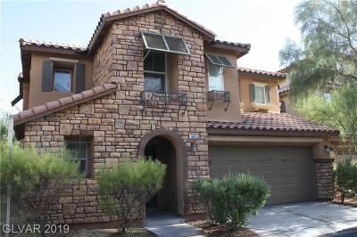 Single Family Home For Sale: 10425 Badger Ravine Street
