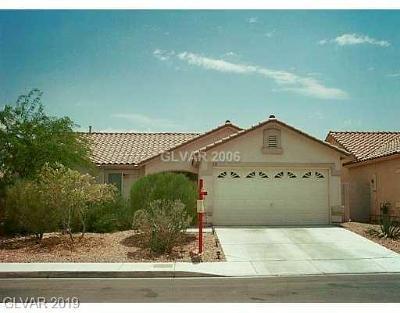 Las Vegas Single Family Home For Sale: 111 Quailbush Drive