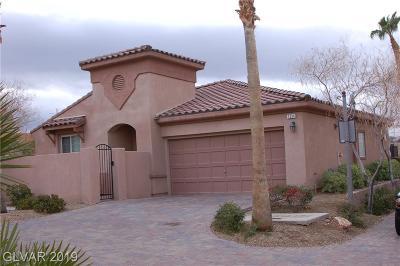 Single Family Home For Sale: 1234 Calcione Drive