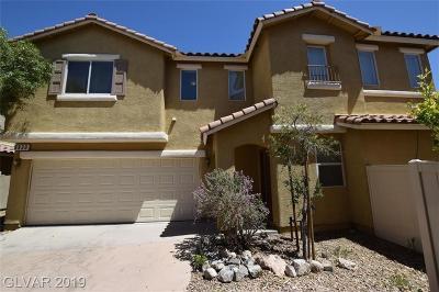 Las Vegas Single Family Home For Sale: 9930 Copano Bay Avenue