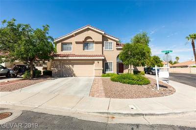 Single Family Home Under Contract - No Show: 35 Mesquite Village Circle