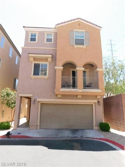 Las Vegas Single Family Home For Sale: 10637 Double Spring Court