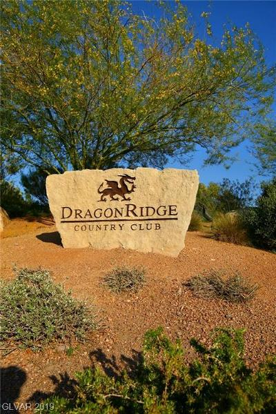 Henderson Residential Lots & Land For Sale: 1209 Amber Rim Drive