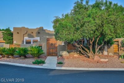 Spring Valley Single Family Home For Sale: 2946 Mondavi Court