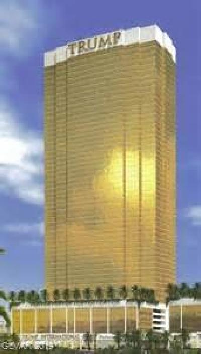 Trump Intl Hotel & Tower-, Trump Intl Hotel & Tower- Las High Rise For Sale: 2000 Fashion Show Drive #2527