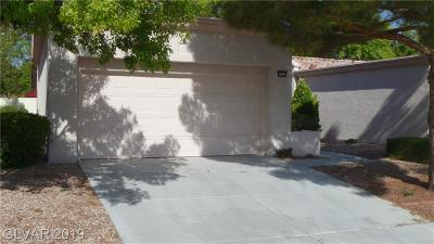 North Las Vegas NV Condo/Townhouse Under Contract - No Show: $265,000