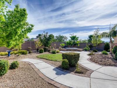 Henderson Single Family Home For Sale: 2487 Blair Castle Street