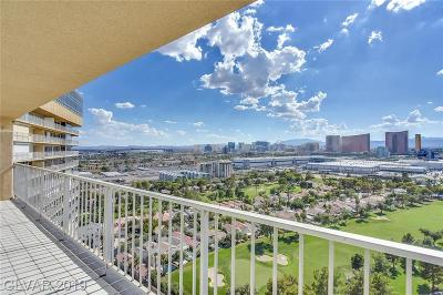 Las Vegas NV High Rise For Sale: $460,000