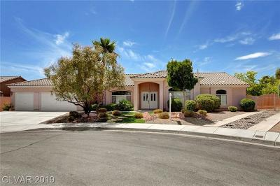 Single Family Home For Sale: 7517 Mardean Court