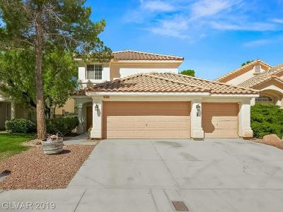 Single Family Home For Sale: 1617 Royal Canyon Drive