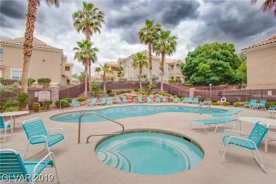 North Las Vegas Condo/Townhouse For Sale: 5855 Valley Drive #1004